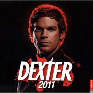 Dexter 2011 Wall Calendar