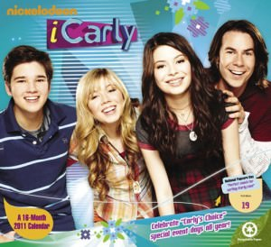 iCarly 2011 Wall Calendar