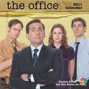 The Office 2011 Desk Calendar