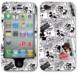 Classic Mickey iPhone 4 Case