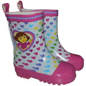 Dora Rain Boots