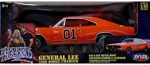 General Lee the car from the dukes of hazzard.
