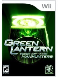Green Lantern Video Game now you can play the Green Lantern