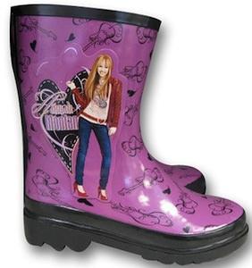 Miley Cyrus Rain Boots