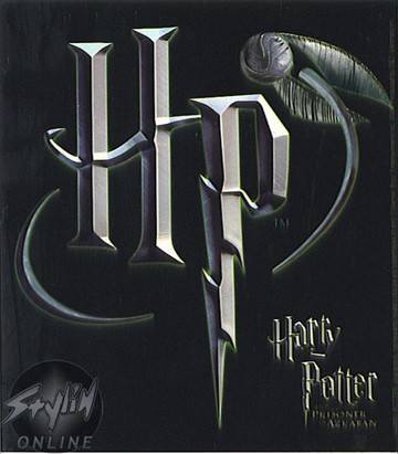Harry Potter HP Logo Stickers