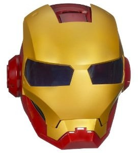 Iron Man Helmet just like the real thing.