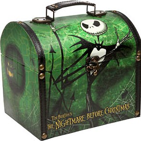 Nightmare Before Christmas Treasure Box