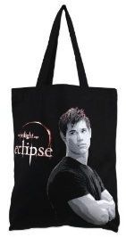 Eclipse team Jacob Black tote bag