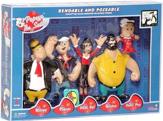 Popeye Toys