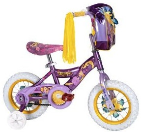 Tangled Princess Rapunzel bicycle