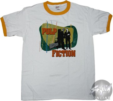 Pulp Fiction Logo T-Shirt
