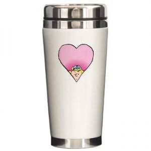 Sally Brown Travel Mug
