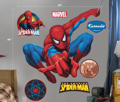 Spider-Man -Fathead