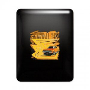 The General Lee iPad Case