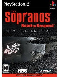 The Sopranos Video Game for the Playstation 2