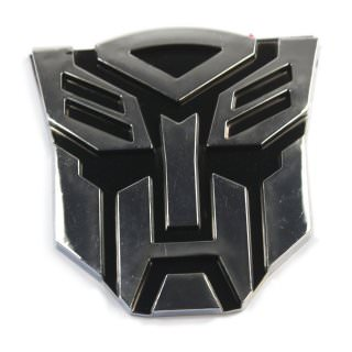 Transformers Autobots Car Emblem Badge Sticker