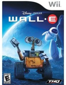 Wall-E Video Game for all the mayor systems