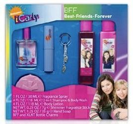 iCarly BFF gift set