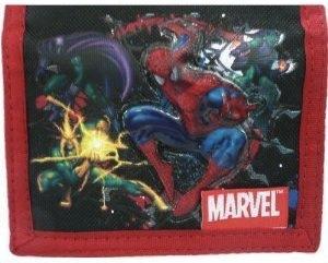 3 fold Spider-man Wallet