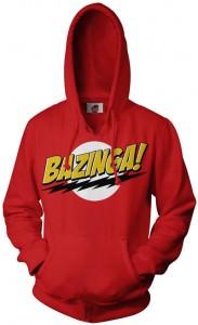 Bazinga! Hoodie