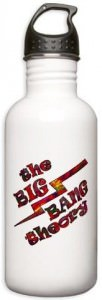 Big Bang Theory Water Bottle