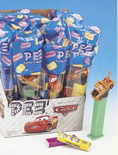 Disney Cars PEZ: 12ct