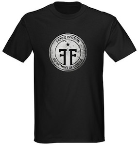 Fringe Division Logo T-shirt available in different colors