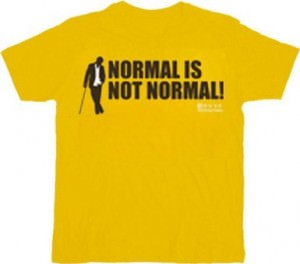 Normal Is Not Normal T-Shirt
