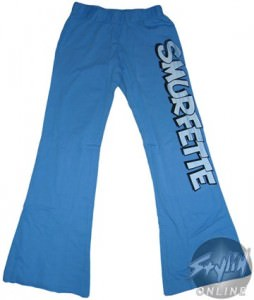 The Smurfs Smurfette Name Pants