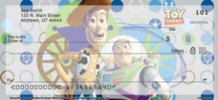Disney/Pixar Toy Story Personal Check Designs
