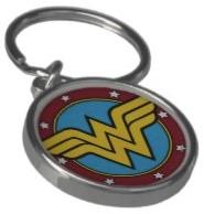 A nice metal Wonder Woman Logo Key Chain