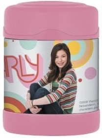 iCarly Food for lunch storage that is BPA free