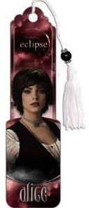 Alice Bookmark for the real twilight fans