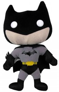 Batman 7 Inch Plush comicon exclusive