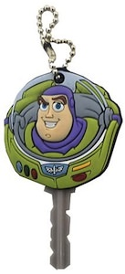 Make you boring keys look great with this Toy Story Buzz lightyear key cover