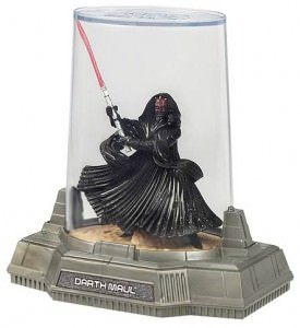 Darth Maul star wars clone wars Die-Cast Figure