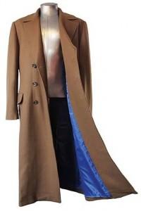 Doctor Who Tenth Doctor's Coat Replica