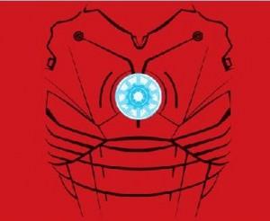Iron Man 2 Movie T-Shirt