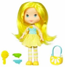 Lemon Meringue Doll