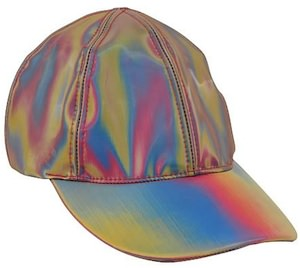 Marty McFly Baseball cap just like we seen in the Back to the Future Movies. A great movie replica that you can wear.