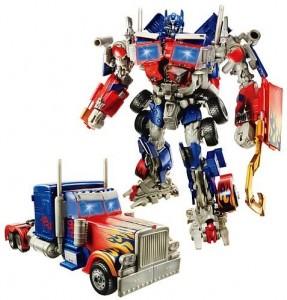 Optimus Prime Action Figure