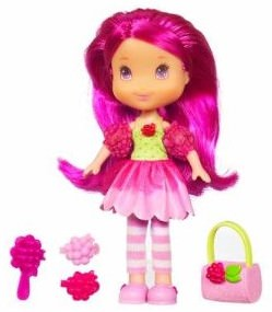 Raspberry Torte Doll play with her and her friends.