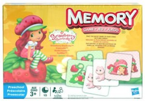 Starwberry Shortcake Memory Game