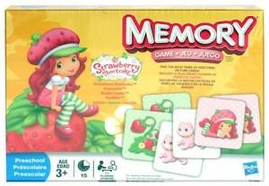 Starwberry Shortcake Memory Game