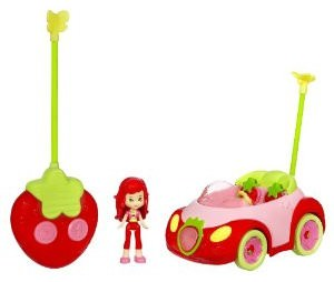 Strawberry Shortcake Remote controlled Vehicle