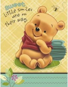 Invite friends to your baby shower with winnie the pooh shower invitations
