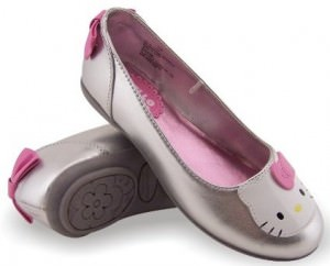 Hello Kitty Ballet Styled Shoes