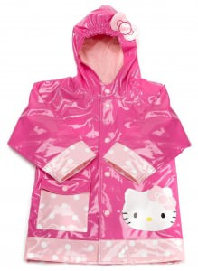 Hello Kitty Rain Coat