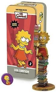 Lisa Simpson statue