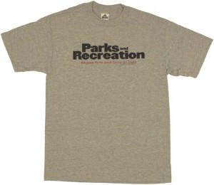 Parks and Recreation Parks Don't Grow on Trees T-Shirt
